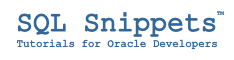 SQL Snippets